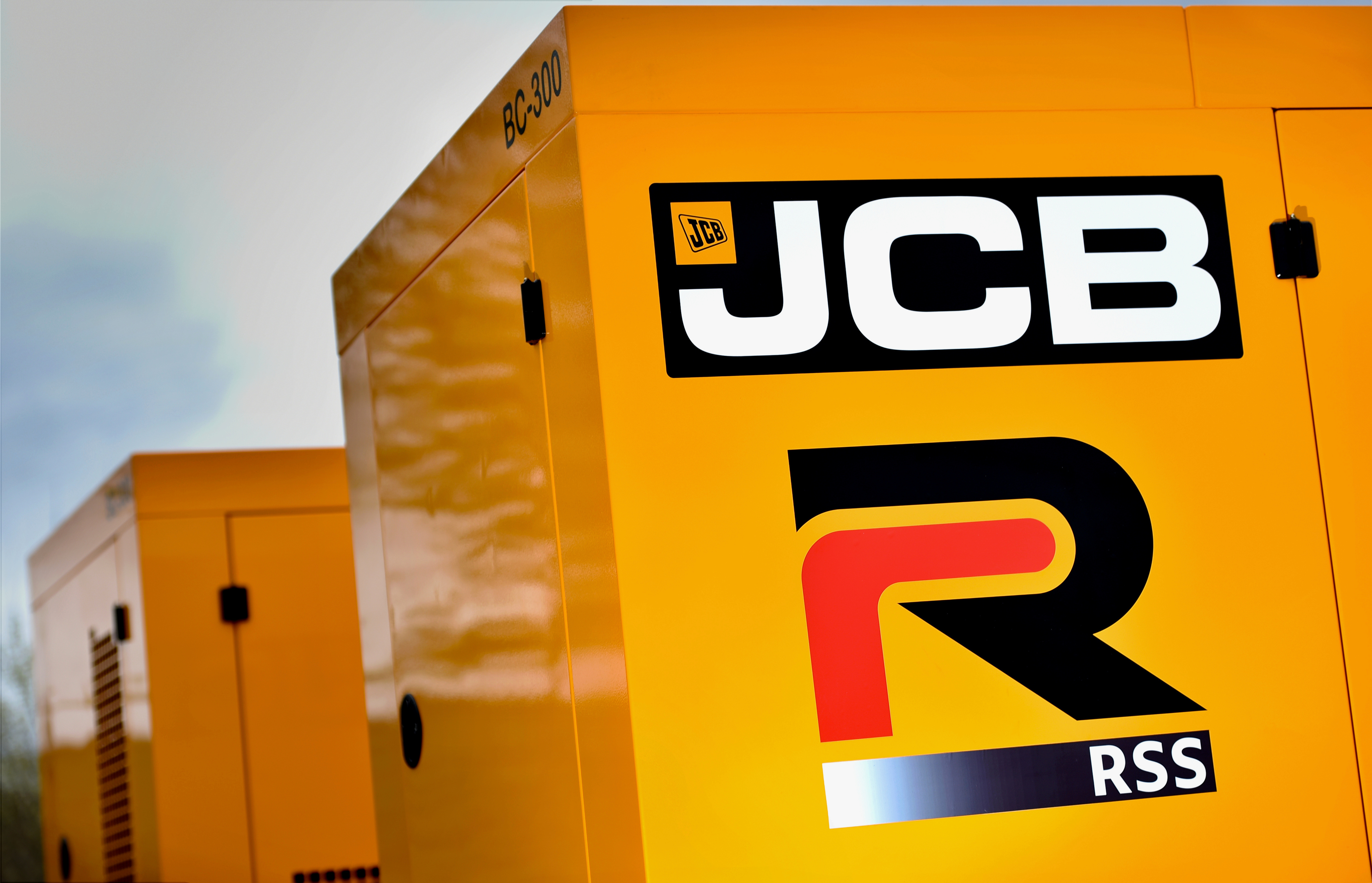 Jcb generator business powers ahead with huge rental deal amps view more biocorpaavc Image collections