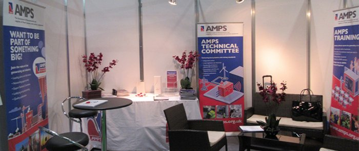 AMPS at Power Connections
